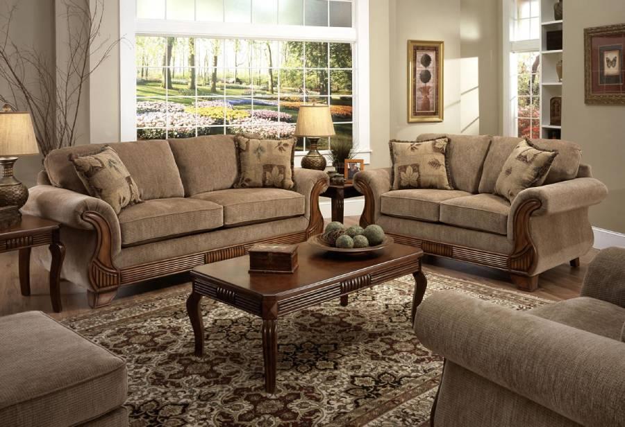 Thiết kế nội thất phòng khách cổ điển đòi hỏi trình độ chuyên môn cao