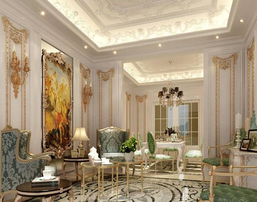 Những sản phẩm nội thất cổ điển châu Âu luôn có sức cuốn hút